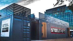 ipme supplies steelcraft modified shipping containers for