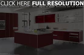 Red And White Kitchen by Best Red And White Kitchen Ideas Baytownkitchen Kitchens With Tile