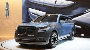 lincoln navigator back 2018 lincoln navigator concept first look 2016 new york auto