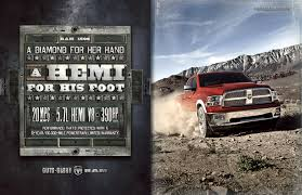 Dodge Ram Trucks Good - ram print advert by the richards group diamond ads of the world