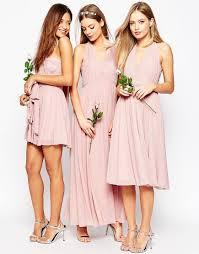 bridesmaid dresses asos image 4 of asos wedding multiway mesh maxi dress bidesmaids