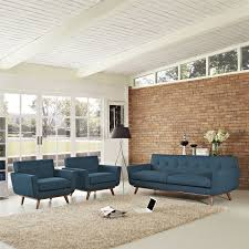 couch and chair set engage sofa set by modway luxemoderndesign com