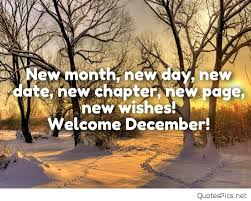 hello december images quotes 2016