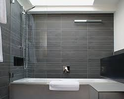 gray bathroom tile elegant the dark grey cabinet paint color is