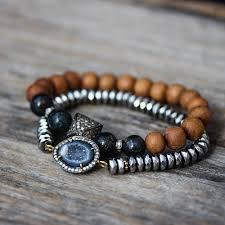 luxury bead bracelet images Byjodi jewelry opal diamond square boho bracelet jpg