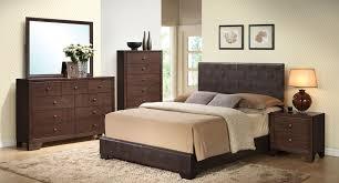 madison bedroom set madison bedroom set w ireland brown upholstered bed bedroom