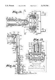 patent us5174708 boom mounted multiple stage freight lift