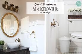 diy rustic bathroom vanity avanti morocha