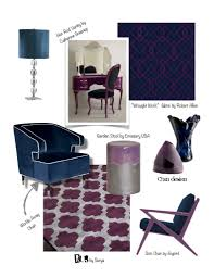 aubergine and navy home design inspiration board design theory aubergine and navy home design inspiration board
