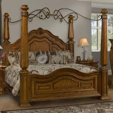 florence king poster canopy bed by endura furniture my dream