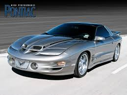 New Trans Am Car 2011 Pontiac 95 Firebird Pontiac Firebird 2001 Great Things