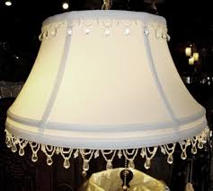 Chandelier Lamp Shades With Beads Swag Lights By Lamp Shade Outlet