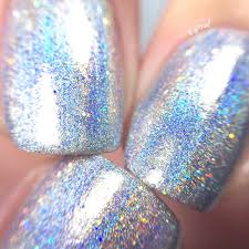 100 holographic chasing rainbows rainbow glitter nail
