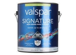 valspar signature lowe u0027s paint consumer reports