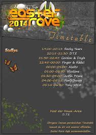 K He Zusammenstellen 2014 Archive Easterrave 2018