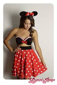 Minnie Mouse Costumes Halloween Cute Diy Minnie Mouse Costume Classroom Holidays
