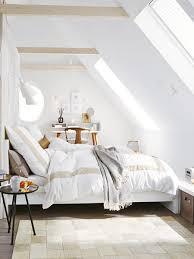 schlafzimmer mit schrã gestalten unterm dach schlafzimmer mit schrä einrichten