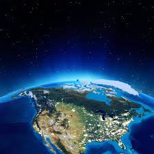 United States Satellite Weather Map by Map Of United States