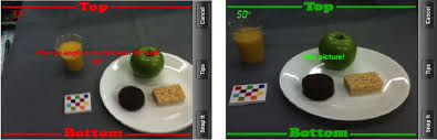 cuisine mobile occasion feasibility and use of the mobile food record for capturing