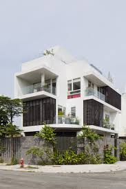 Modern Home Designs by Modern Family Home Adapted To A Tropical Environment In Vietnam