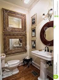 contemporary elegant half bathrooms ideas m with design decorating