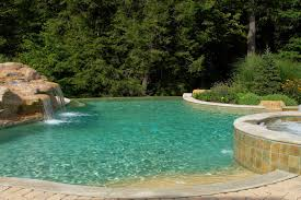Pools For Backyards by Enhance Your Backyard With A Luxurious Infinity Pool