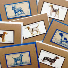 greeting cards for dog lovers birthday u0026 christmas