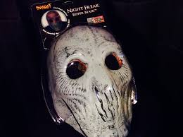 two face costume spirit halloween night freak ripper mask r i p reviews youtube