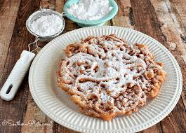 cake how to how to make funnel cakes southern plate