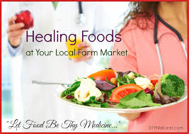 healing foods as medicine at your farmer u0027s market