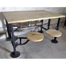 cafe table and chairs jodhpur trends rectangular foldable coffee table chairs rs 17000