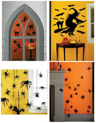 halloween window silhouettes martha stewart halloween decorations get ready for halloween