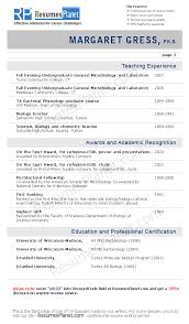 some exle of resume some exle of resumes pertamini co