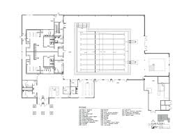 Locker Room Floor Plans Warehouse Floor Plans With The Maintenance Shop Office In Center