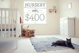 Baby Nursery Decorations The Cost Of Our Baby Nursery Room Our Freaking Budget