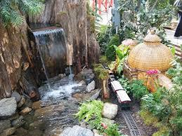 Train Show Botanical Garden by Model Train Model Building New York Botanical Garden Holiday