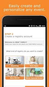 wedding registry apps ikea gift registry android apps on play