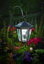 Solar Lights Garden 2pc Outdoor Hanging Solar Lantern Shepard Path Lights Garden Lawn