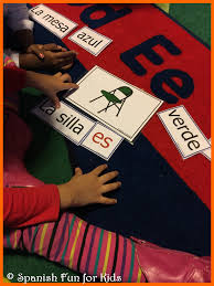 how do you spell thanksgiving in spanish spanish sentence cards help children with sight words and to