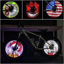 bike lights for night riding upgraded bike wheel lights led bicycle spoke light usb