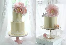 Wedding Cake Gum Peony Wedding Cakes U0026 Special Occasion Cakes Cake Geek Magazine