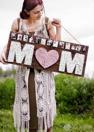 string art mother u0027s day gift personalized diy mother u0027s day