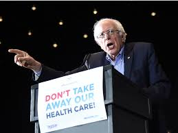 trump tears into bernie sanders u0027 single payer health plan