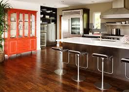 Dark Wood Floor Kitchen by 15 Best Flooring Images On Pinterest Kitchen Modern Kitchens