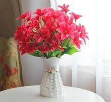 Vases With Fake Flowers Silk Flowers Vases Promotion Shop For Promotional Silk Flowers