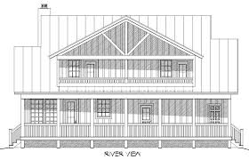 bungalow house plan with 3 bedrooms and 3 5 baths plan 9721