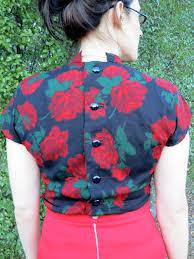 button blouses bow neck blouse seamstresserin designs