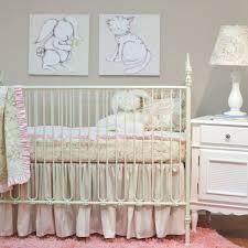Off White Crib Bedding by Decorating Charming White Crib By Bratt Decor Venetian Crib Plus
