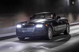 Rolls Royce Phantom Coupe Drophead Coupe Discontinued Motor Trend