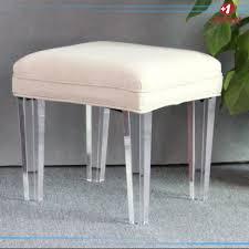 bar stools clear bar stools ikea acrylic vanity stool acrylic